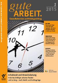 Gute Arbeit. Ausgabe Januar 2015
